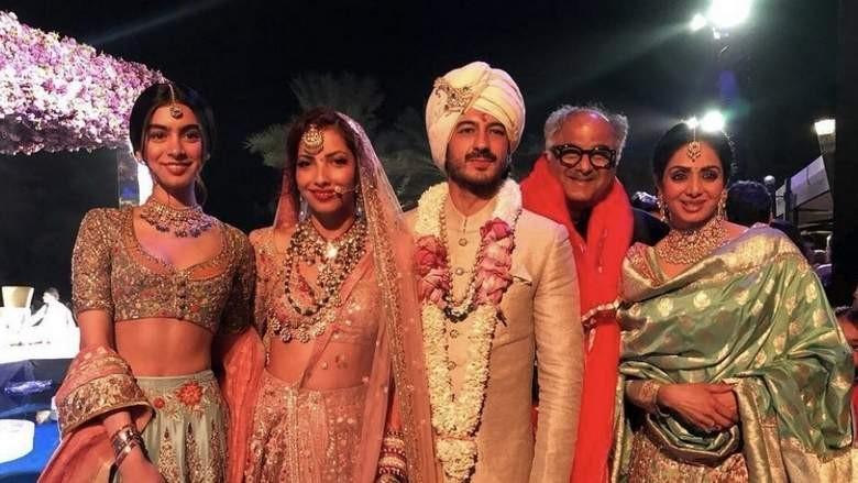 Sridevi,Sridevi Kapoor,Sridevi last pics,Sridevi last images,Sridevi at Mohit Marwah,Mohit Marwah wedding,Mohit Marwah marriage,Sridevi in Dubai,sridevi death,Sridevi passes away