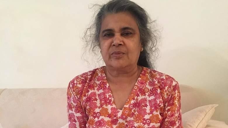 Indira Ramachandran