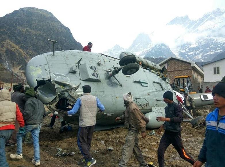 IAF chopper crash,IAF chopper,IAF chopper accident,Kedarnath,Kedarnath temple