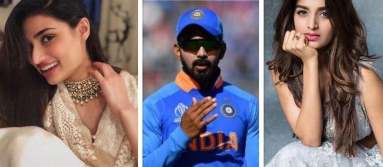 Athiya Shetty, KL Rahul, Nidhhi Agerwal