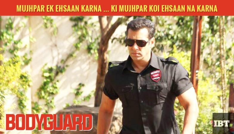 Salman Khan Dialgoues