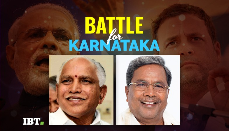 Battle for Karnataka