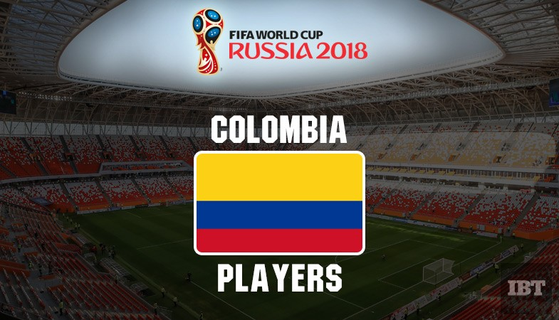 Colombia at Fifa World Cup 2018