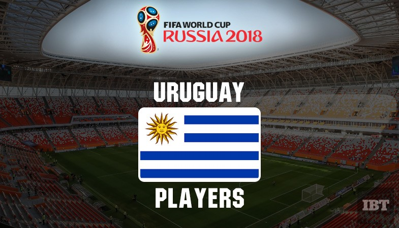 Uruguay at Fifa World Cup 2018