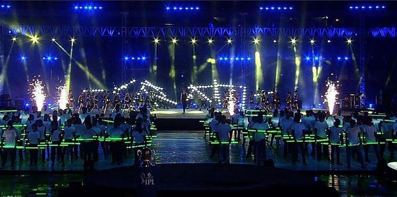 IPL 2015 Opening Ceremony