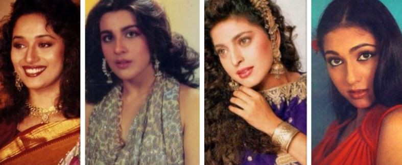 Then and now actresses of 80s