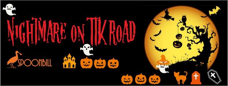 Spoonbill hosts nightmare on TTK road
