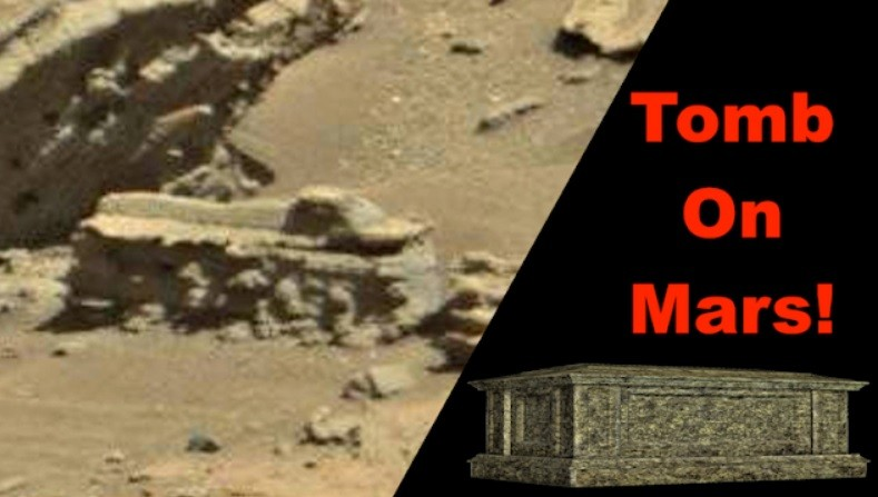 Tomb on Mars