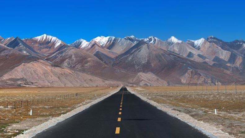 One Belt One Road (OBOR)