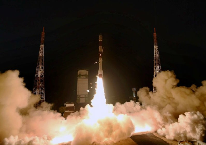 Isro,PSLV-C35,SCATSAT-1,SCATSAT-1 weather satellite,weather satellite,weather satellite in orbit,Polar Satellite Launch Vehicle,PSLV,Indian Polar Satellite Launch Vehicle,Indian Space Research Organisation