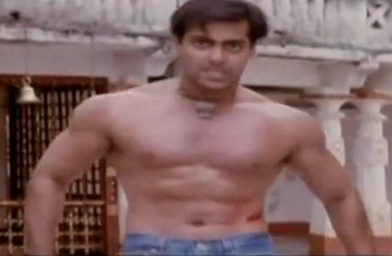 Salman Khan in Bandhan
