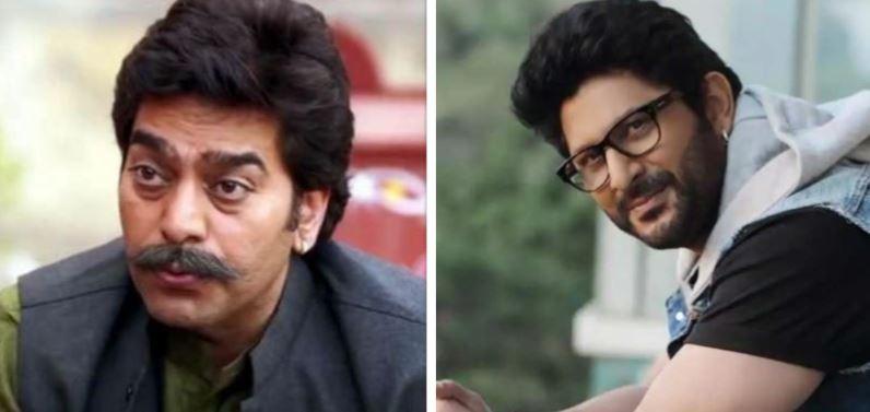 Ashutosh Rana and Arshad Warsi