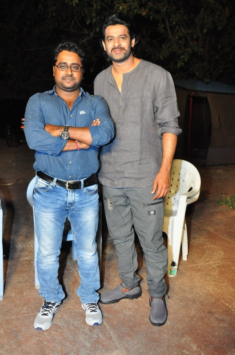 Prabhas,Baahubali,Baahubali 2,Araku Road Lo song teaser,Araku Road Lo,Sai Ram Shankar,nikesha patel