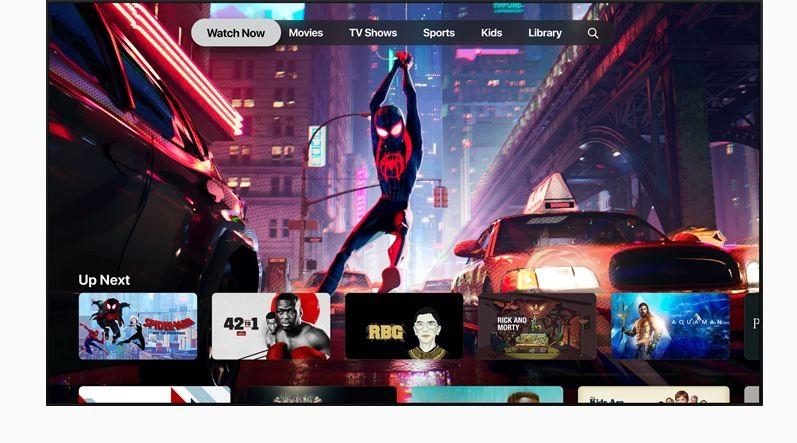 Apple TV, Apple TV , service