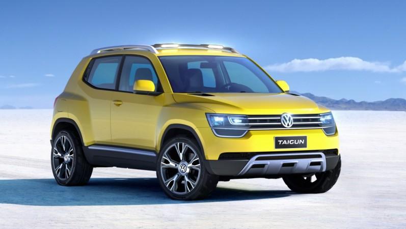 Volkswagen to revive Taigun mini SUV project as T-Track ...