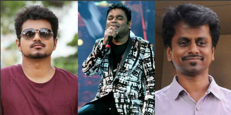 Will AR Rahman score music for Vijay 62?