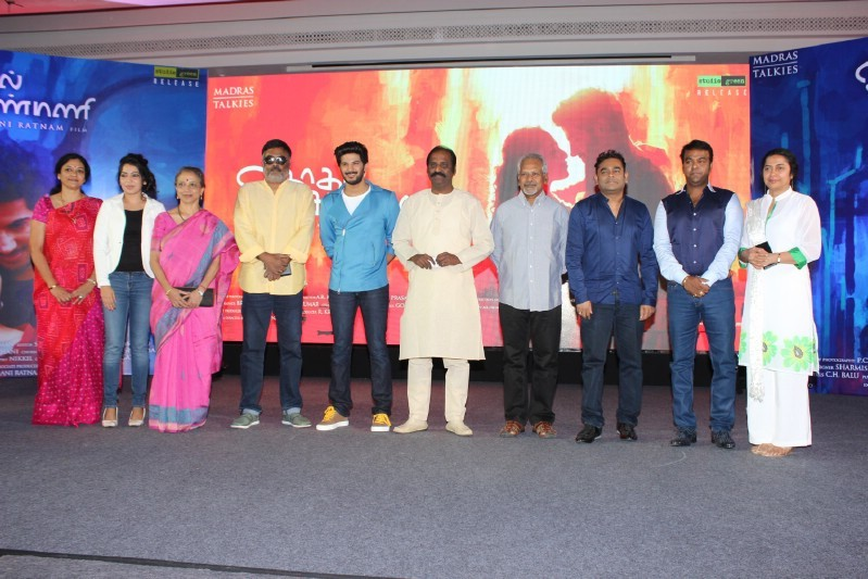O Kadhal Kanmani Audio Success Meet,O Kadhal Kanmani,Maniratnam,AR Rahman,PC Sreeram,Vairamuthu,Dulquer Salmaan,Suhasini