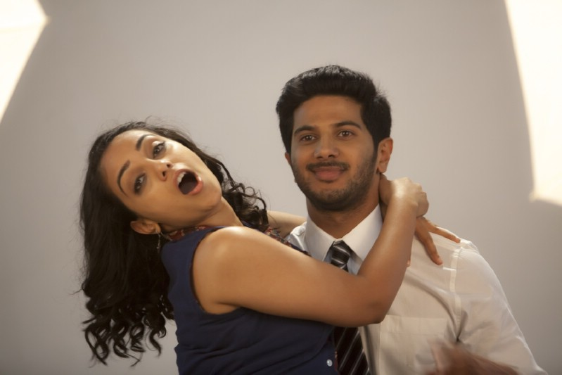 O Kadhal Kanmani,tamil movie O Kadhal Kanmani,O Kadhal Kanmani movie pics,O Kadhal Kanmani movie stills,Dulquer Salman,Nithya Menon,Dulquer Salman and Nithya Menon,tamil movie pics