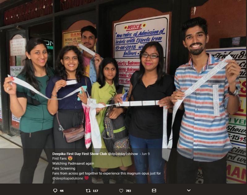 Deepika Padukone,Deepika Padukone fans,Deepika Padukone Padmaavat,Deepika Padukone Padmaavat release,Padmaavat,padmaavat release