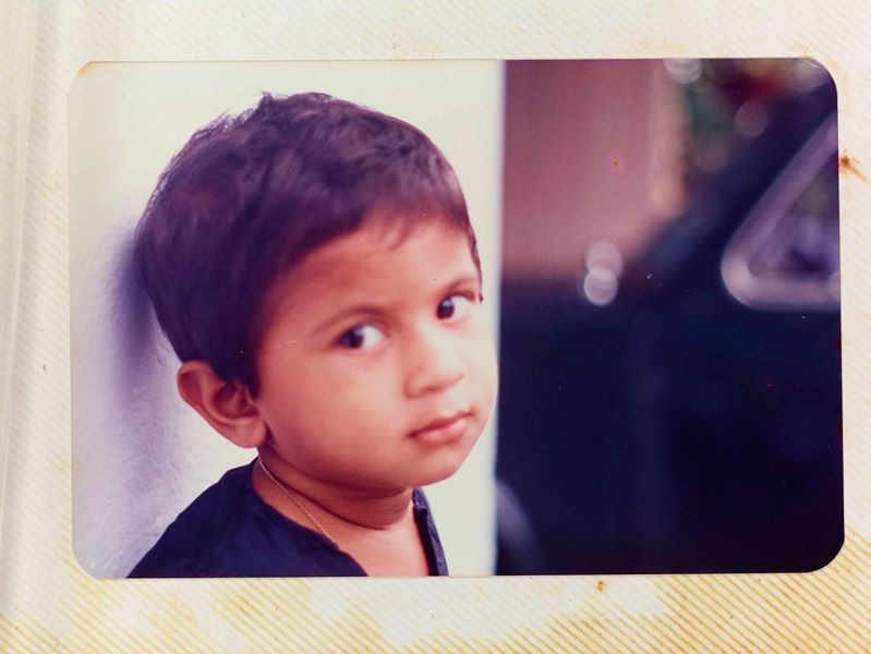 Malayalam Actors When They Were Kids Photos