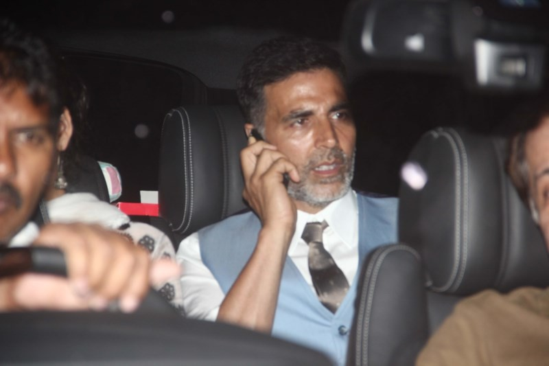 Gabbar Is Back Special Screening at Super Sunny Sound,Gabbar Is Back Special Screening,Gabbar Is Back,Gabbar Is Back special show,Gabbar Is Back movie,bollywood movie Gabbar Is Back,Gabbar Is Back stills,Akshay Kumar,Shruthi Haasan