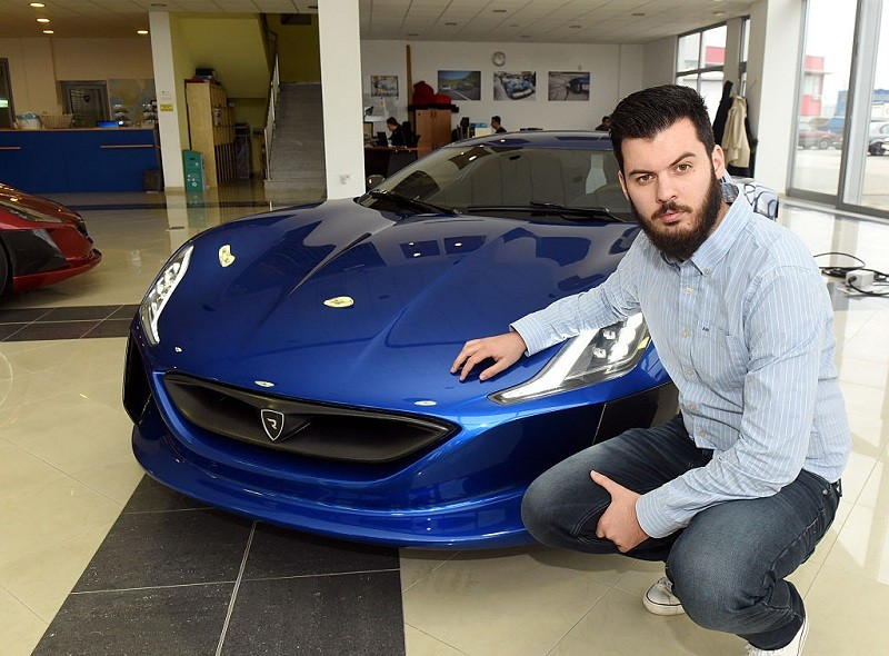 Rimac concept one,Rimac new car,Rimac Automobili,Rimac,Mate Rimac,Concept One,C_Two,Rimac C Two