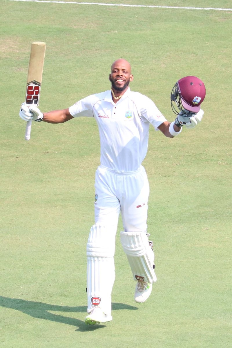 Ind vs WI 2nd Test,Ind vs WI,Roston Chase,Jason Holder,Virat Kohli