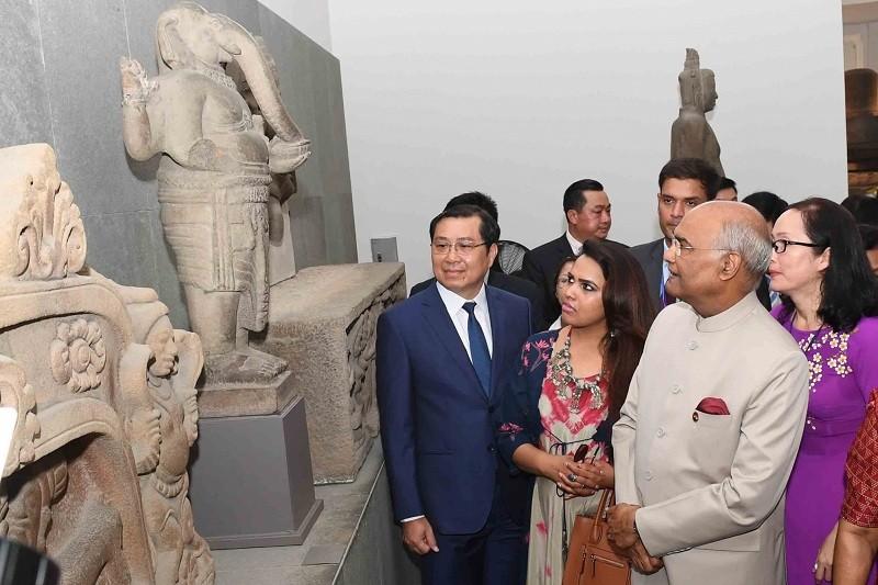 Ram Nath Kovind president,Ram Nath Kovind,Ram Nath Kovind Vietnam,Australia,Indian President,Foreign Visits,Da Nang Vietnam