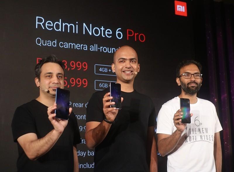 Xiaomi,redmi note 6 pro,Redmi Note 6 Pro specs,Redmi Note 6 Pro price,Redmi Note 6 Pro India launch,Redmi Note 6 Pro in India,Redmi Note 6 Pro features,Redmi Note 6 Pro sale