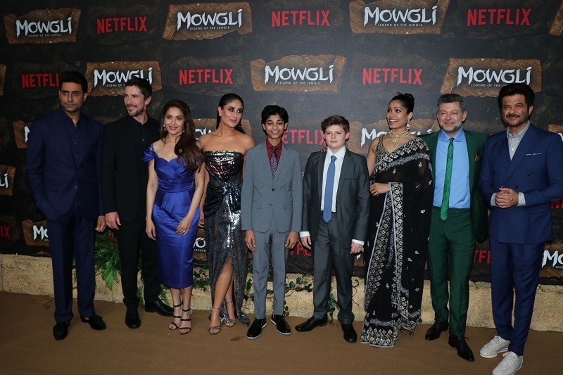 Mowgli: Legend of the Jungle,mowgli,Mowgli cast,mowgli movie,Andy Serkis,Abhishek Bachchan,yrf films,Christian Bale,Kareena Kapoor Khan