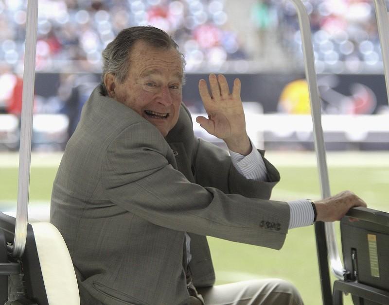 U.S. President George H.W. Bush,George H.W. Bush,George H.W. Bush wife,41st President,George Bush,George H.W. Bush passes away,George H.W. Bush died at 94