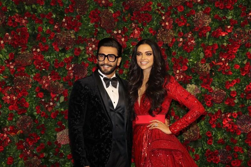 DeepVeer,DeepVeer wedding reception,DeepVeer Ki Shadi,DeepVeer ki shaadi,deepveer wedding,Ranveer Singh,Deepika Padukone,Ranveer singh-deepika padukone
