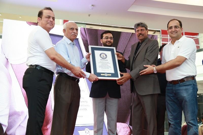 Apollo Hospital,Apollo Hospitals,Apollo Hospital Navi Mumbai,Guiness World Record,Guiness Book of World Records,2018 World Record,Knee Disease,Arthritis