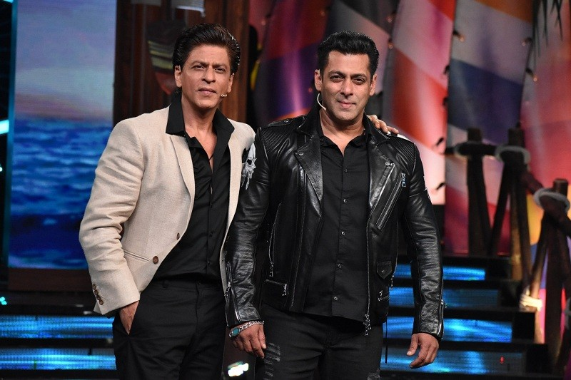 Zero Movie,Shah Rukh Khan,Salman Khan,Bigg Boss 12,Shah Rukh Khan Dance,Salman Khan Bigg Boss 12,zero movie trailer,Zero