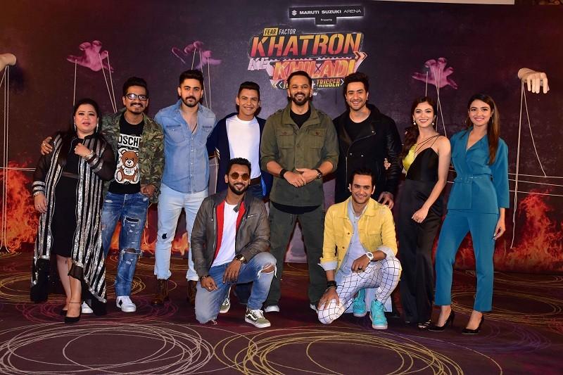 Khatron ke khiladi,khatron ke khiladi 9,khatron ke khiladi season 9,Khatron Ke Khiladi Rohit Shetty,Akshay Kumar,Stunt Show,what is  Khatron Ke Khiladi,Rohit Shetty