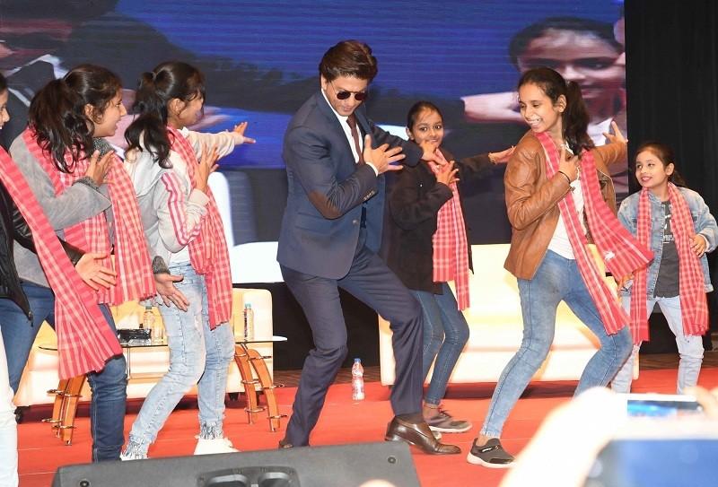 Zero,shah rukh khan zero,Shah Rukh Khan,Katrina Kaif,katrina kaif zero,Anushka Sharma,anushka sharma zero,King Khan,Patna,Zero Promotions