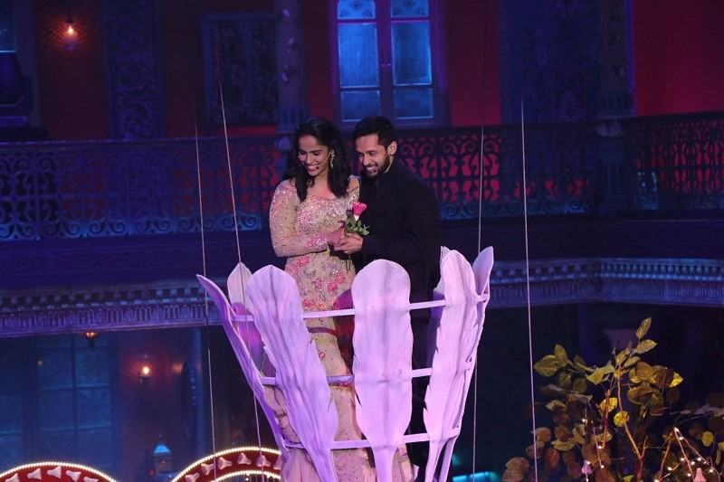 Saina Nehwal,Saina Nehwal marriage,Saina Nehwal wedding,Parupalli Kashyap,Parupalli Kashyap saina nehwal,sunil grover,sunil grover new show,sunil grover show,Kanpur Wale Khuranas