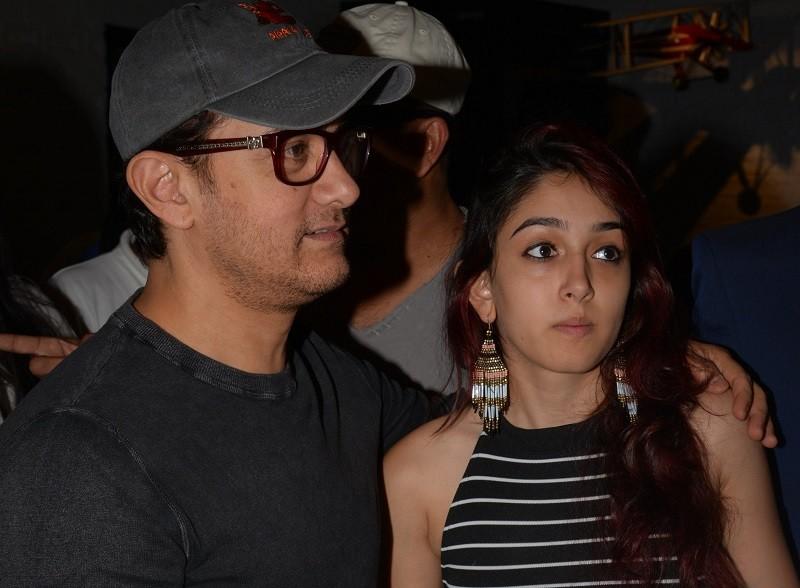 Aamir Khan,Aamir khan movies,aamir khan daughter,Ira Khan,Ira Khan Aamir Khan,madhur bhandarkar,Ronit Roy,Mumbai,Bollywood