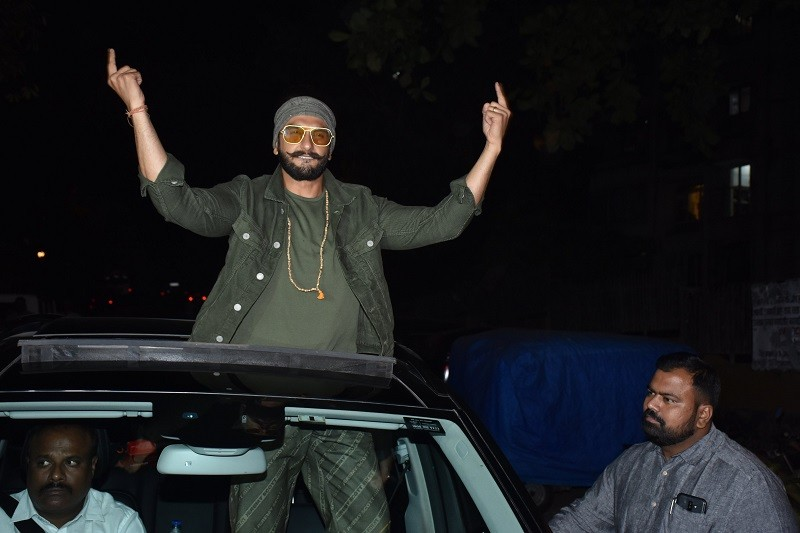 Simmba,Simmba box office,Simmba success party,simmba ranveer singh,Ranveer Singh simmba,Sara Ali khan simmba,rohit shetty,rohit shetty simmba