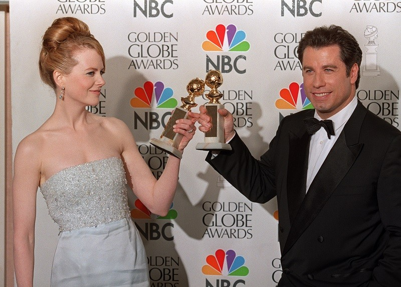 Golden Globes,Golden Globes 2018,golden globes 2019,Golden globes 2017,Golden Globes 2018 red carpet,Golden Globes stars,Nicole Kidman,Nicole kidman keith urban,Michelle Pfeiffer,Angelina Jolie,Golden Globes then and now