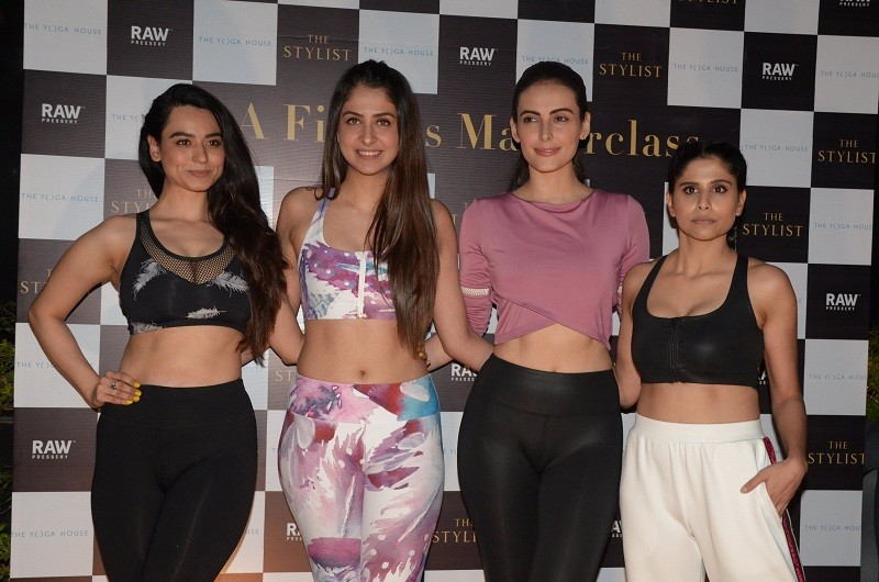 Mandana Karimi,mandana karimi photo,Mandana Karimi gaurav gupta,Sai Tamhankar,Malvika Raaj,Soundarya Sharma  photos,Soundarya Sharma hot photos,Soundarya Sharma instagram,The Fitness Masterclass,The Stylist