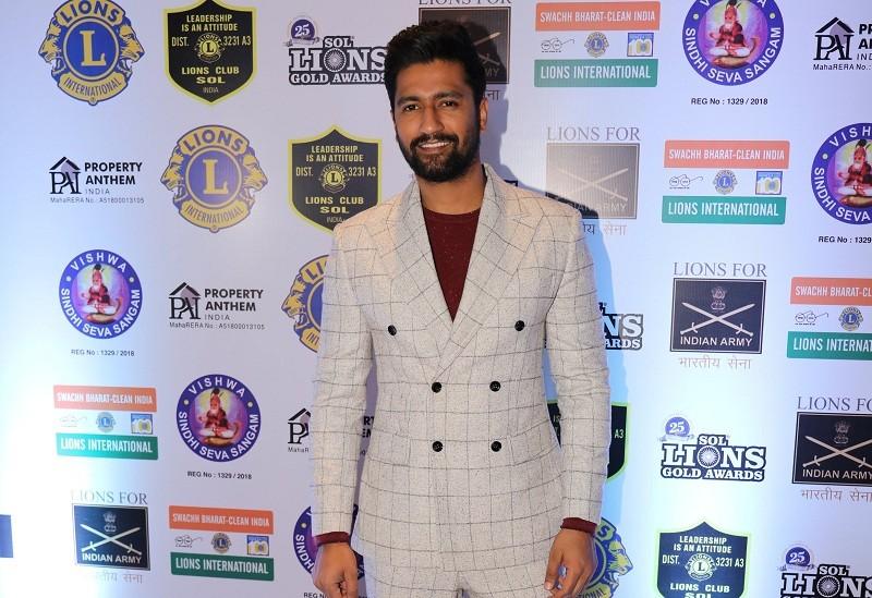 Lions Gold Awards 2019,vicky kaushal,vicky kaushal uri,janhvi kapoor,Janhvi kapoor dhadak,Nushrat bharucha,Nushrat Bharucha pyaar ka punchnama,Lions Gold Awards