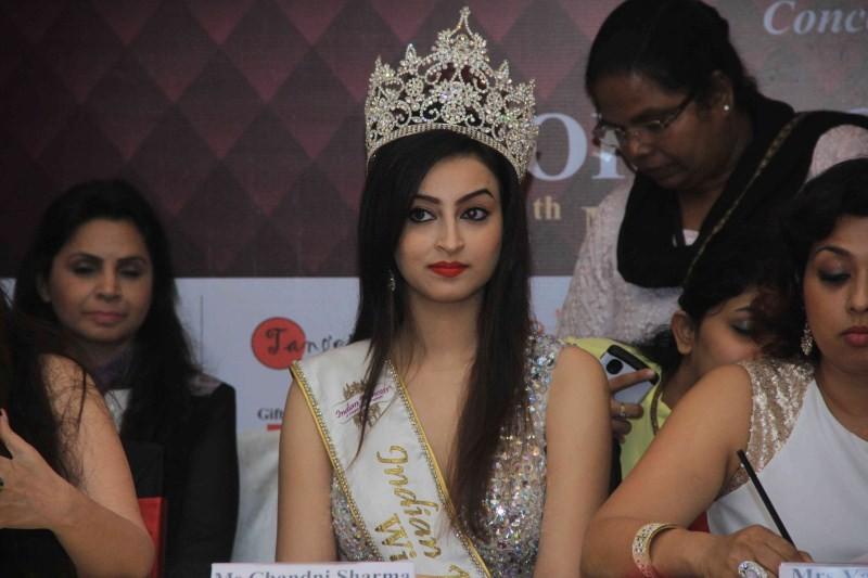 Indian Princess 2015 Press Meet