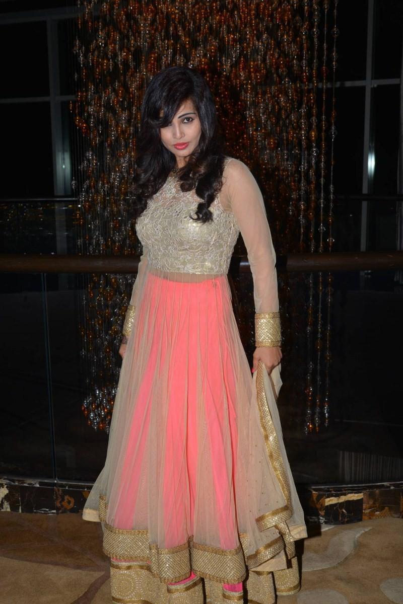 Hashika Dutt at Asura Movie Audio Launch