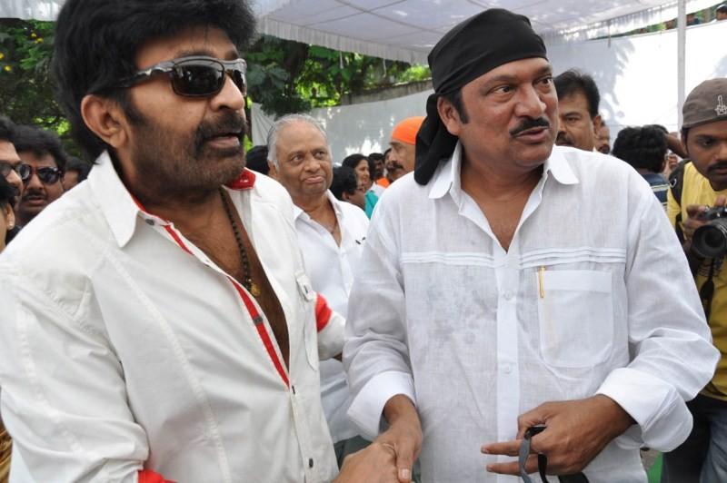 Telugu Film Industry Swachh Bharat Campaign at Hyderabad