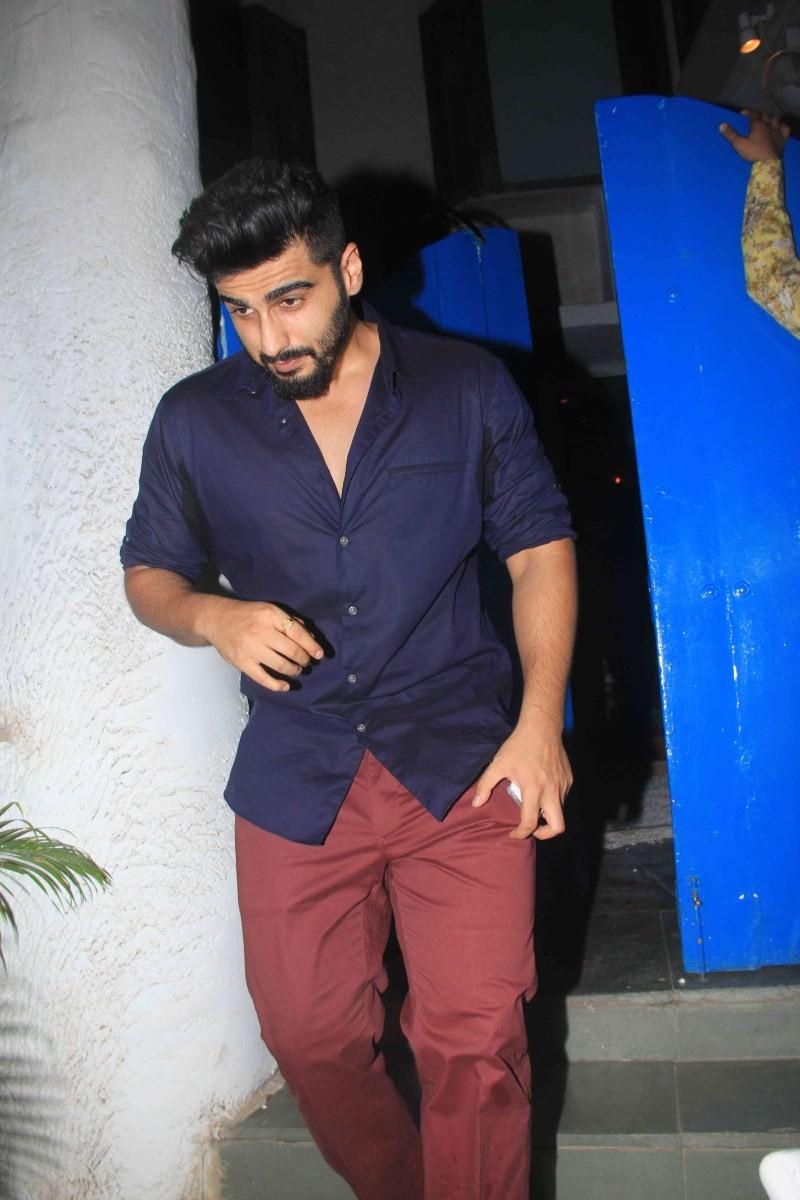 Arjun Kapoor at Piku Success Party
