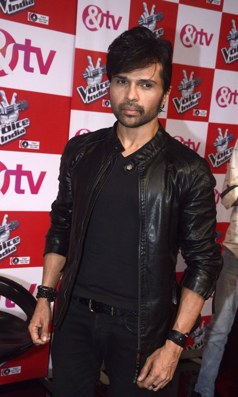 &TV Channel Unveils New Music Show: The Voice India,The Voice India,&TV Channel Unveils New Music Show,&TV Channel,Mika Singh,Sunidhi Chauhan,Himesh Reshammiya