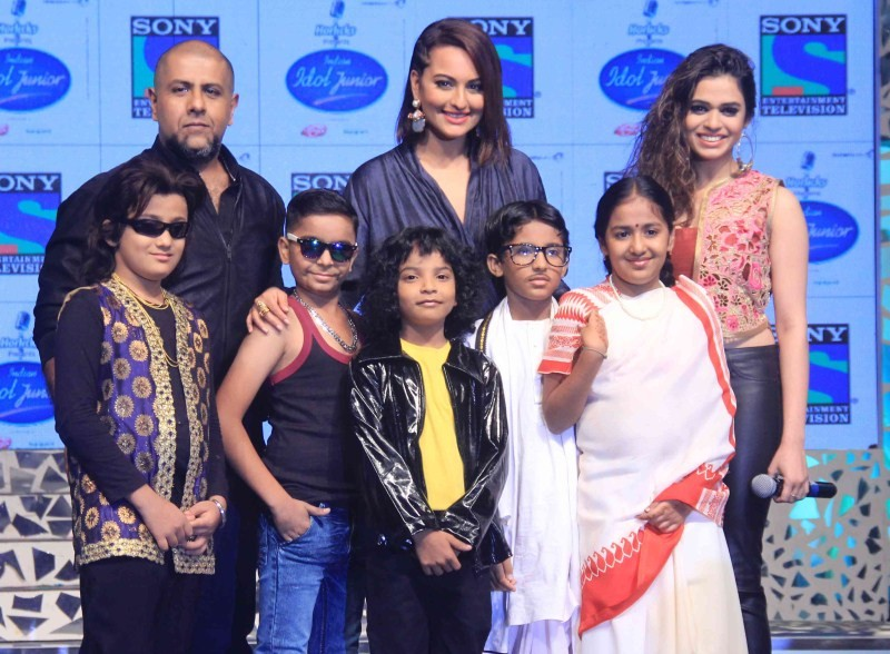 Sonakshi Sinha at Indian Idol Junior Press Meet,Sonakshi Sinha,Indian Idol Junior Press Meet,Indian Idol Junior,Sonakshi Sinha pics,Sonakshi Sinha images,Sonakshi Sinha photos,Sonakshi Sinha stills,Sonakshi Sinha latest pics,Sonakshi Sinha latest images,S