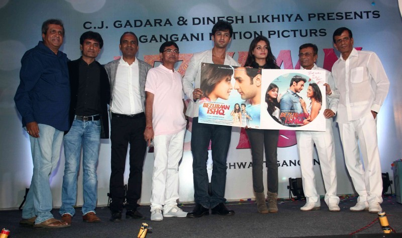 Bezubaan Ishq Music Launch,Bezubaan Ishq audio launch,Bezubaan Ishq trailer launch,Bezubaan Ishq,bollywood movie Bezubaan Ishq,Bezubaan Ishq event,Bezubaan Ishq press meet