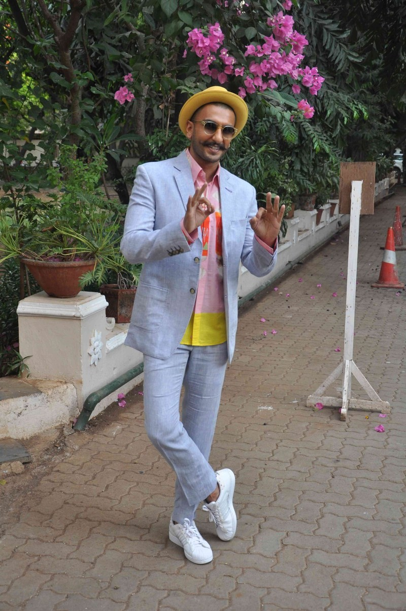 Ranveer Singh Latest Pics,Ranveer Singh,actor Ranveer Singh,Ranveer Singh Latest images,Ranveer Singh Latest photos,Ranveer Singh Latest stills,Dil Dhadakne Do Press Meet,Dil Dhadakne Do,Ranveer Singh at Dil Dhadakne Do press meet